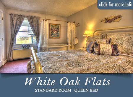 Pigeon Forge B&B Room - White Oak Flats